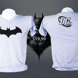amiseta Cómics Batman Ecuador Comprar Venden, Bonita Apariencia, practica, Hermoso material: algodón y poliester Color : Gris, negro Estado Nuevo
