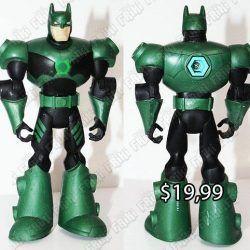 Figura Cómics Batman Ecuador Comprar Venden, Bonita Apariencia, práctica, de buen material: plástico y Color: Negro y verde Estado Nuevo