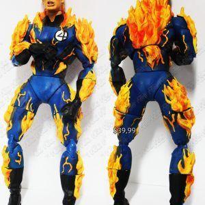 Figura Cómics 4 Fantásticos Ecuador Comprar Venden, Bonita Apariencia, práctica, de buen material Color Amarillo/naranja/negro/azul/rojo Estado Nuevo