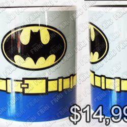 Jarro Cómics Batman Ecuador Comprar Venden, Bonita Apariencia, práctica, Hermoso material: cerámica Color: Gris, negro, azul Estado: Nuevo