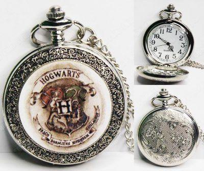 Reloj Libros Harry Potter Ecuador Comprar Venden, Bonita Apariencia, practica, Hermoso material bronce Color plateado Estado nuevo