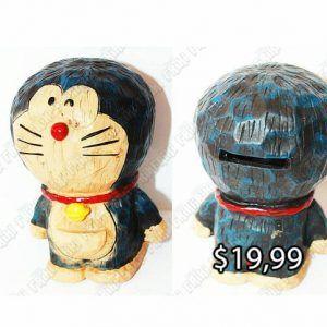 Alcancia Anime Doraemon Ecuador Comprar Venden, Bonita Apariencia perfecta para los fans, practica, Hermoso material de porcelana Color como en la imagen Estado nuevo