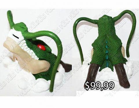 Alcancía Anime Dragon Ball Shenglong Ecuador Comprar Venden, Bonita Apariencia útil, practica, Hermoso material de plástico Color verde Estado nueva