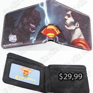 Billetera Cómics Batman vs Superman Ecuador Comprar Venden, Bonita Apariencia, practica, Hermoso material: Plástica Color: como en la foto Estado: nuevo