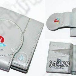 Billetera Videojuegos Consola PS1 Ecuador Comprar Venden, Bonita Apariencia ideal para los gamer, practica, Hermoso material de cuerina Color blanco Estado nuevo