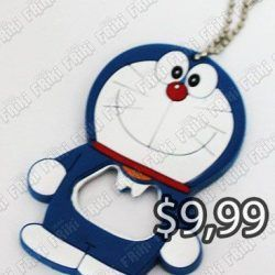 Destapador Anime Doraemon Ecuador Comprar Venden, Bonita Apariencia ideal para los fans, practica, Hermoso material de bronce niquelado Color azul Estado nuevo
