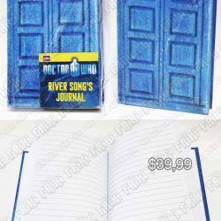 Diario Series Doctor Who TARDIS Ecuador Comprar Venden, Bonita Apariencia perfecta y útil para fans de la serie, practica, Hermoso material de papel Color azul Estado nuevo
