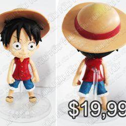 Figura Anime One Piece Luffy Ecuador Comprar Venden, Bonita Apariencia perfecta para coleccionistas y fans de la serie, practica, Hermoso material de plástico Color como en la foto Estado nuevo