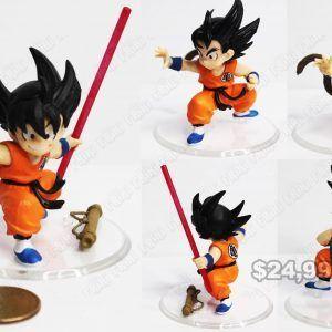 Figura Anime Dragon Ball Goku niño con Bastón Ecuador Comprar Venden, Bonita Apariencia perfecta para coleccionistas y fans de la serie, practica, Hermoso material de plástico Color como en la foto Estado nuevo