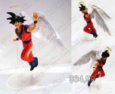 Figura Anime Dragon Ball Goku Ángel Ecuador Comprar Venden, Bonita Apariencia perfecta para coleccionistas y fans de la serie, practica, Hermoso material de plástico Color como en la foto Estado nuevo
