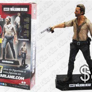 Figura Series The Walking Dead Rick Grimes Ecuador Comprar Venden, Bonita Apariencia perfecta para coleccionistas y fans de la serie, practica, Hermoso material de plástico Color como en la foto Estado nuevo