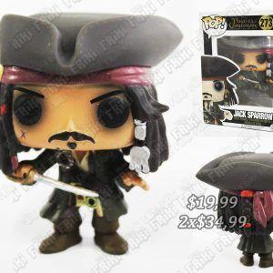 Figura Películas Piratas del Caribe Jack Sparrow Ecuador Comprar Venden, Bonita Apariencia perfecta para los fans, practica, Hermoso material plástico Color como en la imagen Estado nuevo