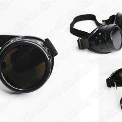 Goggles Steampunk Color Negro Ecuador Comprar Venden, Bonita Apariencia negra, practica, Hermoso material plástico Color negro Estado nuevo