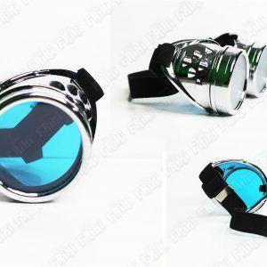 Goggles Steampunk Plata Ecuador Comprar Venden, Bonita Apariencia plateada, practica, Hermoso material plástico Color plata Estado nuevo