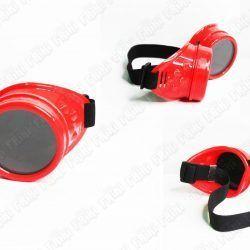 Goggles Steampunk Color Rojo Ecuador Comprar Venden, Bonita Apariencia roja, practica, Hermoso material plástico Color rojo Estado nuevo
