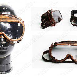 Goggles Steampunk Aviador Ecuador Comprar Venden, Bonita Apariencia de bronce, practica, Hermoso material plástico Color bronce Estado nuevo