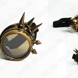 Spikes Goggles Grande Steampunk Cobre Ecuador Comprar Venden, Bonita Apariencia de cobre, practica, Hermoso material plástico Color cobre Estado nuevo
