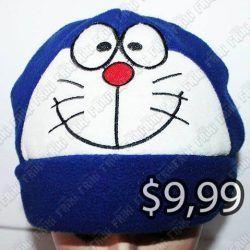 Gorro Anime Doraemon Ecuador Comprar Venden, Bonita Apariencia perfecto para los fans, practica, Hermoso material de lana Color azul Estado nuevo