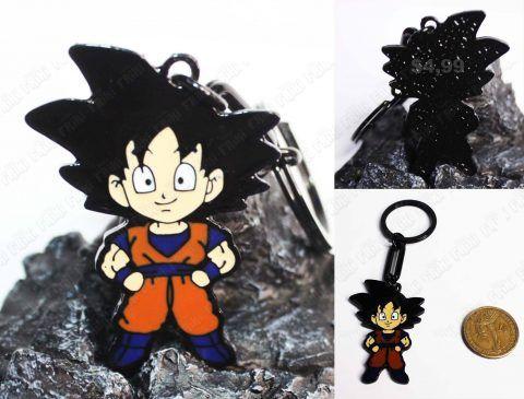 Llavero Anime Dragon Ball Cabeza Goku niño Ecuador Comprar Venden, Bonita Apariencia perfecto para decorar tus pertenencias, practica, Hermoso material de bronce niquelado Color negro Estado nuevo