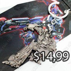 Llavero Series Transformers OptimusPrime Ecuador Comprar Venden, Bonita Apariencia perfecto para decorar tus pertenencias, practica, Hermoso material de bronce niquelado Color plateado Estado nuevo