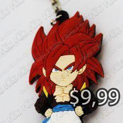 Llavero Anime Dragon Ball Goku Super Saiyan 4 Ecuador Comprar Venden, Bonita Apariencia perfecto para decorar tus pertenencias, practica, Hermoso material de plástico Color como en la foto Estado nuevo