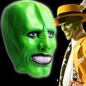 Máscara Película La Máscara Ecuador Comprar Venden, Bonita Apariencia ideal para los fans, practica, Hermoso material plástico Color verde Estado nuevo