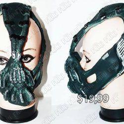 Mascara Cómics batman Ecuador Comprar Venden, Bonita Apariencia, practica, Hermoso material: latex Color: verde obscuro Estado: nuevo