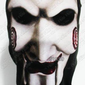 Máscara Película Saw Jigsaw Ecuador Comprar Venden, Bonita Apariencia perfecta para los fans de Saw, practica, Hermoso material plástico Color blanco Estado nuevo