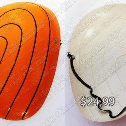Máscara Anime Naruto Obito Ecuador Comprar Venden, Bonita Apariencia perfecta para los fans de Naruto, practica, Hermoso material plástico Color anaranjado Estado nuevo