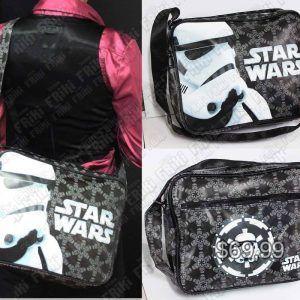 Mochila Película Star Wars Stormtrooper Ecuador Comprar Venden, Bonita Apariencia ideal para los fans, practica, Hermoso material de polipropileno Color blanco y negro Estado nuevo