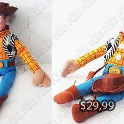 Peluche Película Toy Story Woody Ecuador Comprar Venden, Bonita Apariencia ideal para los fans de Toy Story, practica, Hermoso material de poliéster Color como en la imagen Estado nuevo