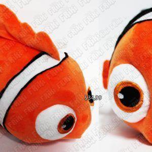 Peluche Película Buscando a Nemo Nemo Ecuador Comprar Venden, Bonita Apariencia ideal para niños, practica, Hermoso material de poliéster Color naranja Estado nuevo