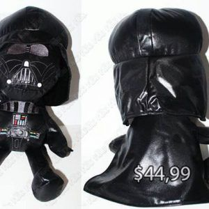 Peluche Película Star Wars Darth Vader Ecuador Comprar Venden, Bonita Apariencia ideal para los fans, practica, Hermoso material de poliéster Color negro Estado nuevo