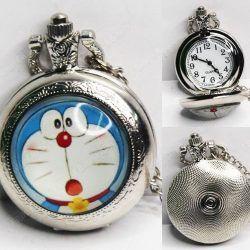 Reloj Anime Doraemon Ecuador Comprar Venden, Bonita Apariencia perfecto para fans de la serie, practica, Hermoso material de acero inoxidable Color plateado Estado nuevo