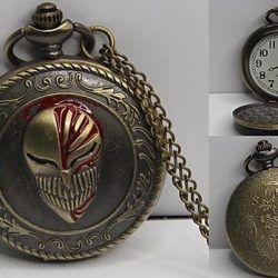 Reloj Anime Bleach Ecuador Comprar Venden, Bonita Apariencia perfecto para fans de la serie, practica, Hermoso material de acero inoxidable Color bronce Estado nuevo
