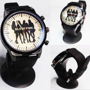 Reloj de pulsera Música Kpop Blackpink Ecuador Comprar Venden, Bonita Apariencia ideal para los fans, practica, Hermoso material de acero inoxidable Color negro Estado nuevo