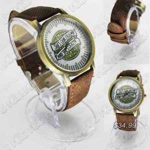 Reloj de pulsera Series Stranger Things Ecuador Comprar Venden, Bonita Apariencia perfecto para fans de la serie, practica, Hermoso material de acero inoxidable Color como en la foto Estado nuevo