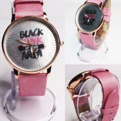 Reloj de pulsera Música Kpop Blackpink Ecuador Comprar Venden, Bonita Apariencia ideal para los fans, practica, Hermoso material de acero inoxidable Color rosa Estado nuevo