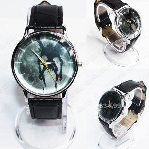 Reloj Anime Death Note Ecuador Comprar Venden, Bonita Apariencia perfecto para fans de la serie, practica, Hermoso material de acero inoxidable Color negro Estado nuevo