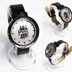 Reloj de pulsera Música Pop Muse Ecuador Comprar Venden, Bonita Apariencia ideal para los fans, practica, Hermoso material de acero inoxidable Color negro Estado nuevo