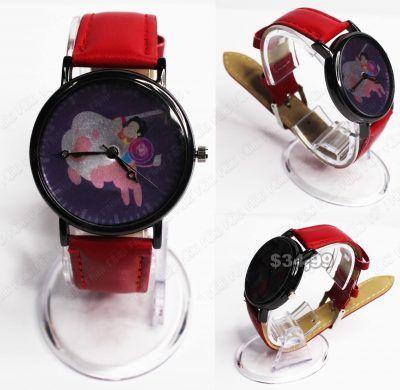 Reloj de pulsera Series Steven Universe Ecuador Comprar Venden, Bonita Apariencia perfecto para fans de la serie, practica, Hermoso material de acero inoxidable Color como en la foto Estado nuevo