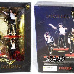 Set de Figuras Música Pop Michael Jackson Ecuador Comprar Venden, Bonita Apariencia ideal para los fans, practica, Hermoso material plástico Color como en la imagen Estado nuevo
