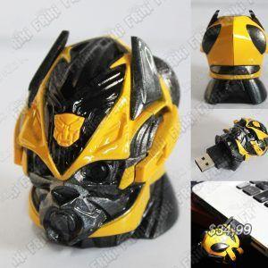 USB Series Transformers 16gb Ecuador Comprar Venden, Bonita Apariencia perfecto para trabajos, practica, Hermoso material de plástico Color amarillo Estado nuevo