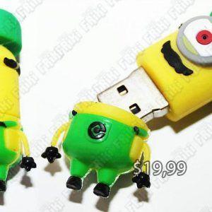USB Película Mi Villano Favorito Minion Luigi Ecuador Comprar Venden, Bonita Apariencia perfecta para los fans, practica, Hermoso material plástico Color como en la imagen Estado nuevo