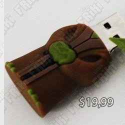USB Película Star Wars Yoda Ecuador Comprar Venden, Bonita Apariencia ideal para los fans, practica, Hermoso material plástico Color como en la imagen Estado nuevo