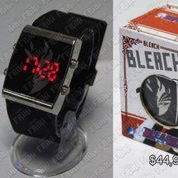 Reloj Anime Bleach Ecuador Comprar Venden, Bonita Apariencia perfecto para fans de la serie, practica, Hermoso material de acero inoxidable Color negro Estado nuevo