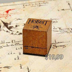 Sello de Carta Libros Lord of the Rings Ecuador Comprar Venden, Bonita Apariencia, practica, Hermoso material de madera Color como en la foto Estado nuevo