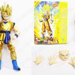 Figura Anime Dragon Ball Goku Ecuador Comprar Venden, Bonita Apariencia perfecta para coleccionistas y fans de la serie, practica, Hermoso material de plástico Color como en la foto Estado nuevo