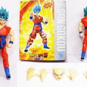 Figura Anime Dragon Ball Goku Super Saiyan Blue Ecuador Comprar Venden, Bonita Apariencia perfecta para coleccionistas y fans de la serie, practica, Hermoso material de plástico Color como en la foto Estado nuevo