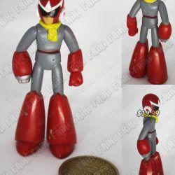 Figura Videojuego Megaman Protoman Ecuador Comprar Venden, Bonita Apariencia ideal para los fans, practica, Hermoso material plástico Color rojo Estado nuevo